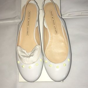 Marc by Marc Jacobs slingback flats